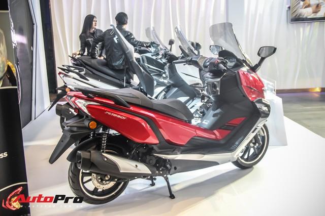 Hãng xe Malaysia lắp ráp tại Việt Nam, tung 3 xe máy mới giá từ 32,6 triệu đồng - Ảnh 3.