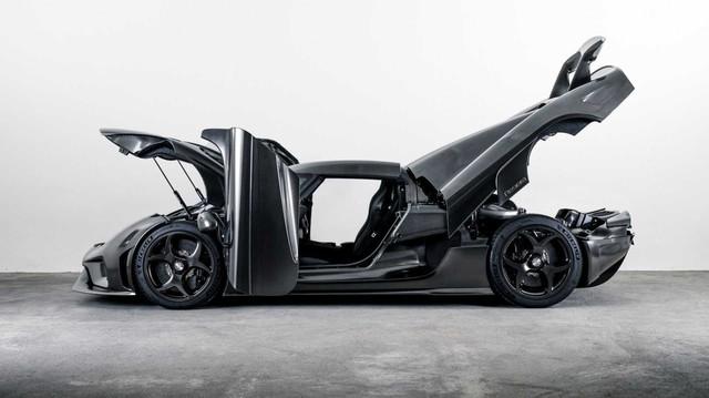 """Siêu xe """"giá rẻ"""" của Koenigsegg dùng động cơ V8, giá khởi điểm 680.000 USD"""