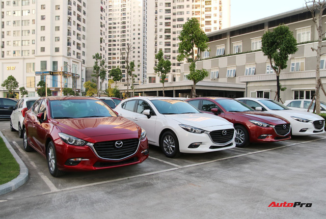Mazda bơm khuyến mại, quyết đuổi theo Toyota sau khi vươn lên thứ 2 với mốc bán 120.000 xe - Ảnh 3.