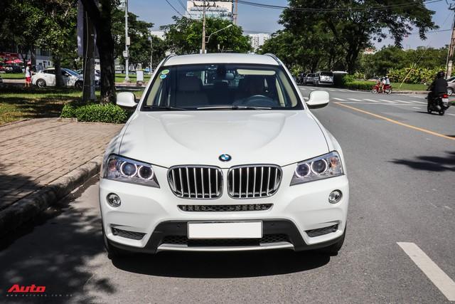 BMW X3 xDrive28i đi 7 năm giá ngang Toyota Fortuner đời mới - Ảnh 1.