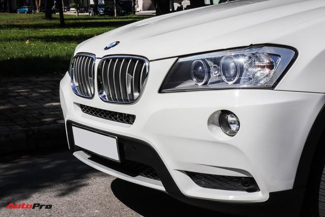 BMW X3 xDrive28i đi 7 năm giá ngang Toyota Fortuner đời mới - Ảnh 2.