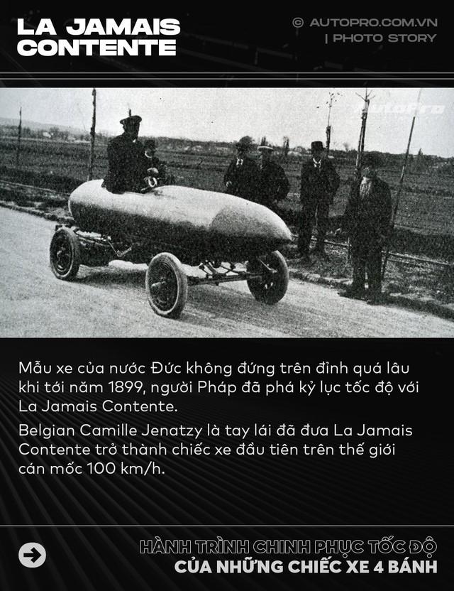 Nhân loại đã mất bao lâu để cán mốc tốc độ hơn 1.000 km/h - Ảnh 2.