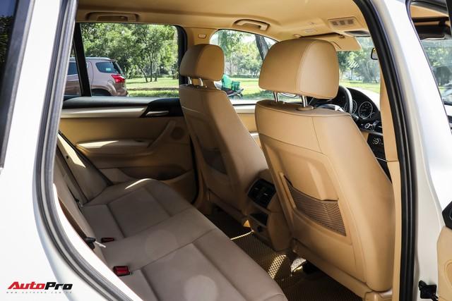 BMW X3 xDrive28i đi 7 năm giá ngang Toyota Fortuner đời mới - Ảnh 11.