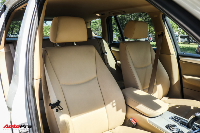 BMW X3 xDrive28i đi 7 năm giá ngang Toyota Fortuner đời mới - Ảnh 9.