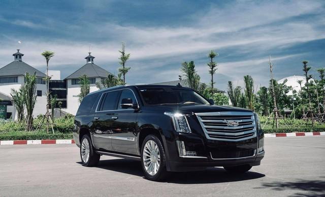 Cadillac Escalade ESV Platinum 30.000 km rao bán với giá hơn 6 tỷ đồng - Ảnh 9.