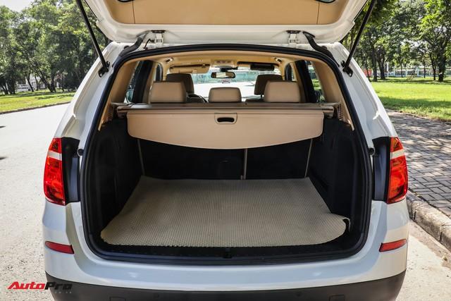 BMW X3 xDrive28i đi 7 năm giá ngang Toyota Fortuner đời mới - Ảnh 6.