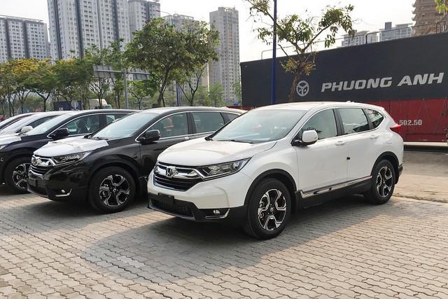 Honda CR-V tăng giá 10 triệu từ năm sau, muốn mua ngay giá cũ vẫn phải thêm 50 triệu phụ kiện - Ảnh 2.