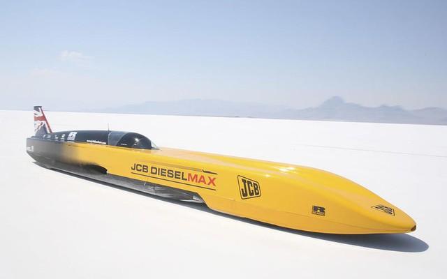 Những chiếc xe nhanh nhất thế giới theo tiêu chí dị - Bugatti cũng phải chào thua - Ảnh 2.