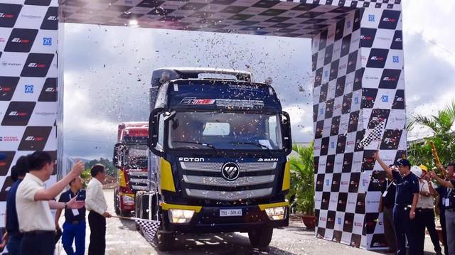 Việt Nam sẽ có giải đua xe tải vào năm 2019