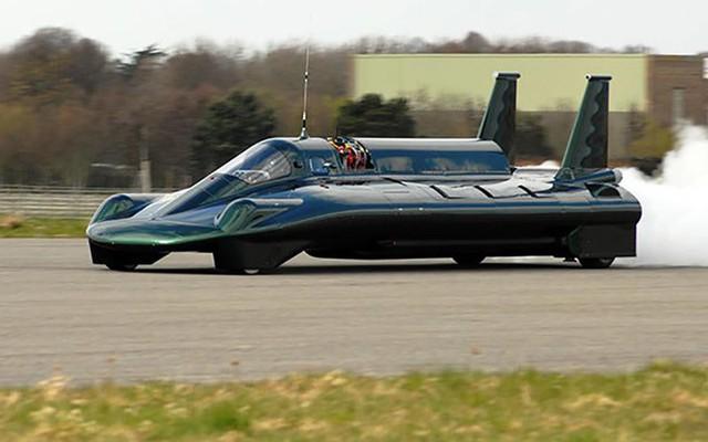Những chiếc xe nhanh nhất thế giới theo tiêu chí dị - Bugatti cũng phải chào thua - Ảnh 6.