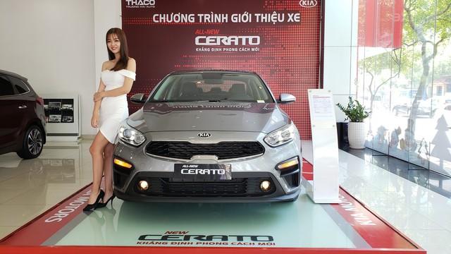 Bị lộ bài, THACO âm thầm ra mắt Kia Cerato 2019, giá từ 559 triệu đồng - Ảnh 1.