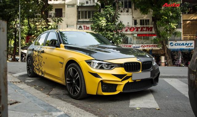 BMW 3-Series một mất một còn, độ phong cách M3 của đại gia Hà Nội - Ảnh 1.