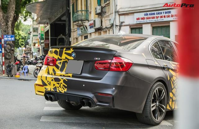 BMW 3-Series một mất một còn, độ phong cách M3 của đại gia Hà Nội - Ảnh 7.
