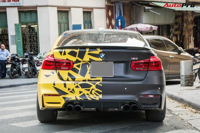 BMW 3-Series một mất một còn, độ phong cách M3 của đại gia Hà Nội - Ảnh 6.