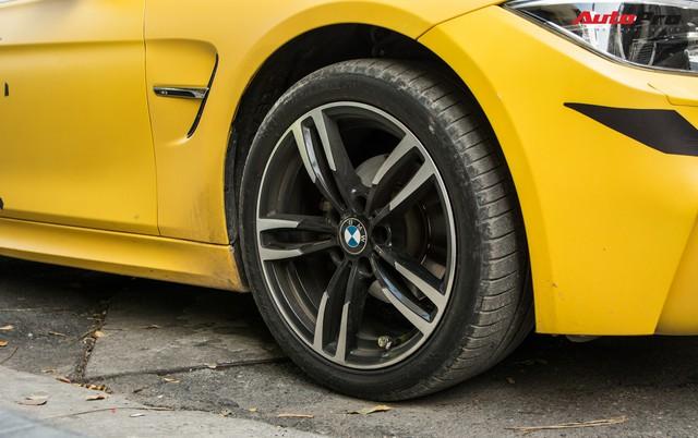 BMW 3-Series một mất một còn, độ phong cách M3 của đại gia Hà Nội - Ảnh 9.