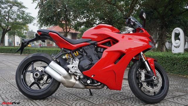 3 ngày cầm lái Ducati SuperSport: Dễ hiểu vì sao xe sẽ bùng nổ trong năm 2018 - Ảnh 16.