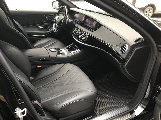 Lăn bánh 13.000km, Mercedes-Maybach S600 2015 giữ giá như mới mua - Ảnh 4.
