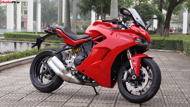 3 ngày cầm lái Ducati SuperSport: Dễ hiểu vì sao xe sẽ bùng nổ trong năm 2018 - Ảnh 3.
