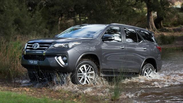 Cùng tầm tiền, chọn Toyota Fortuner hay SsangYong Rexton G4? - Ảnh 7.