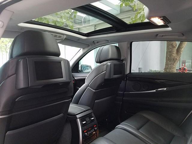 BMW 535i Gran Turismo đời 2012 rao bán lại giá ngang 320i mới - Ảnh 7.
