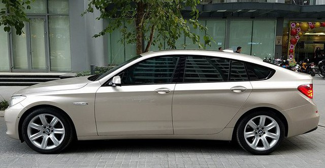 BMW 535i Gran Turismo đời 2012 rao bán lại giá ngang 320i mới - Ảnh 2.