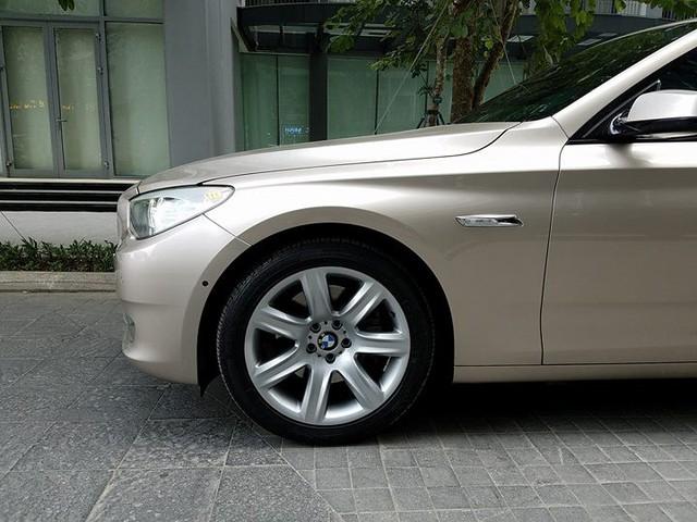 BMW 535i Gran Turismo đời 2012 rao bán lại giá ngang 320i mới - Ảnh 4.