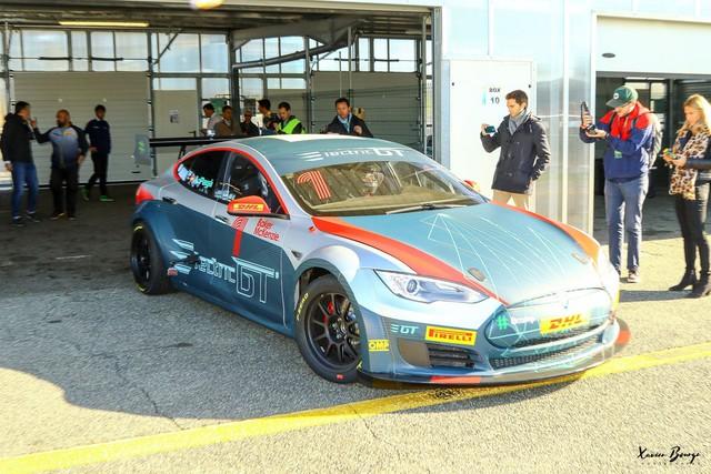 Giải đua dành riêng cho Tesla - tiền đề của F1 xe điện - Ảnh 1.