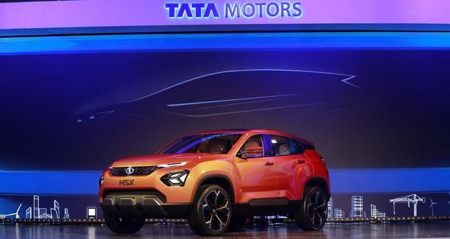 Tata H5X Concept - phiên bản Land Rover Discovery Sport giá rẻ - Ảnh 1.