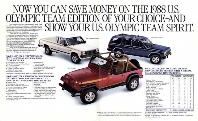 Những chiếc xe kỷ niệm cho các kỳ Thế vận hội trên thế giới - Ảnh 4.