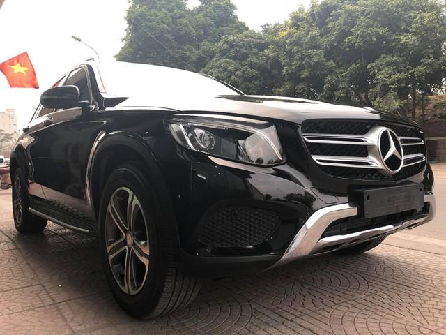 Mercedes-Benz GLC 250 lăn bánh 17.000km rao bán lại giá hơn 1,7 tỷ đồng - Ảnh 4.