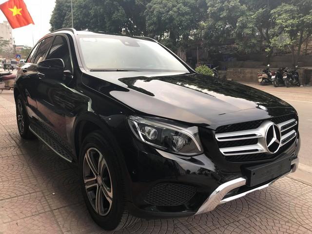 Mercedes-Benz GLC 250 lăn bánh 17.000km rao bán lại giá hơn 1,7 tỷ đồng - Ảnh 1.