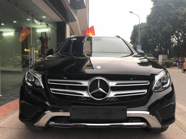 Mercedes-Benz GLC 250 lăn bánh 17.000km rao bán lại giá hơn 1,7 tỷ đồng - Ảnh 5.