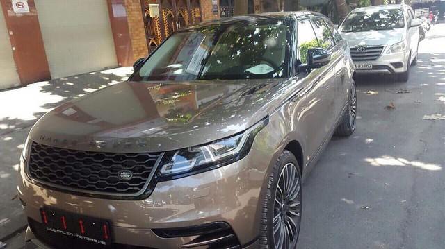 Thêm Range Rover Velar Fisrt Edition kịp về nước và bàn giao đại gia Quảng Ninh chơi Tết