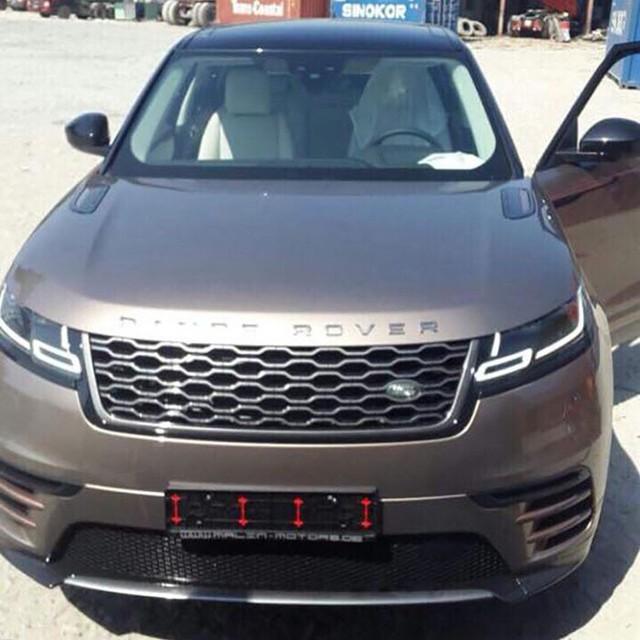 Thêm Range Rover Velar Fisrt Edition kịp về nước và bàn giao đại gia Quảng Ninh chơi Tết - Ảnh 3.
