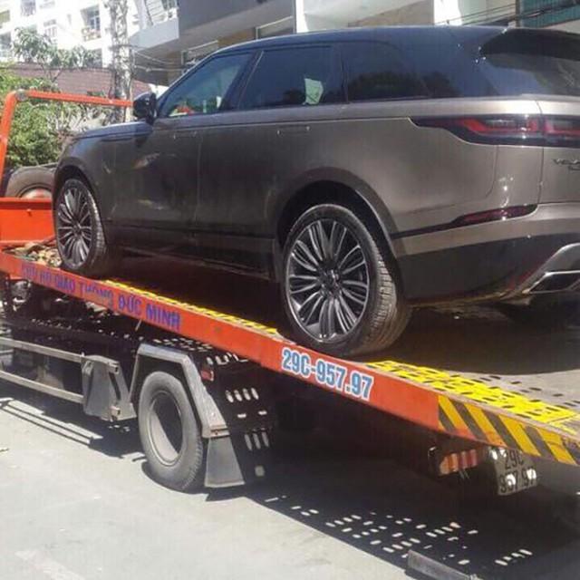 Thêm Range Rover Velar Fisrt Edition kịp về nước và bàn giao đại gia Quảng Ninh chơi Tết - Ảnh 5.