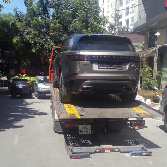 Thêm Range Rover Velar Fisrt Edition kịp về nước và bàn giao đại gia Quảng Ninh chơi Tết - Ảnh 6.