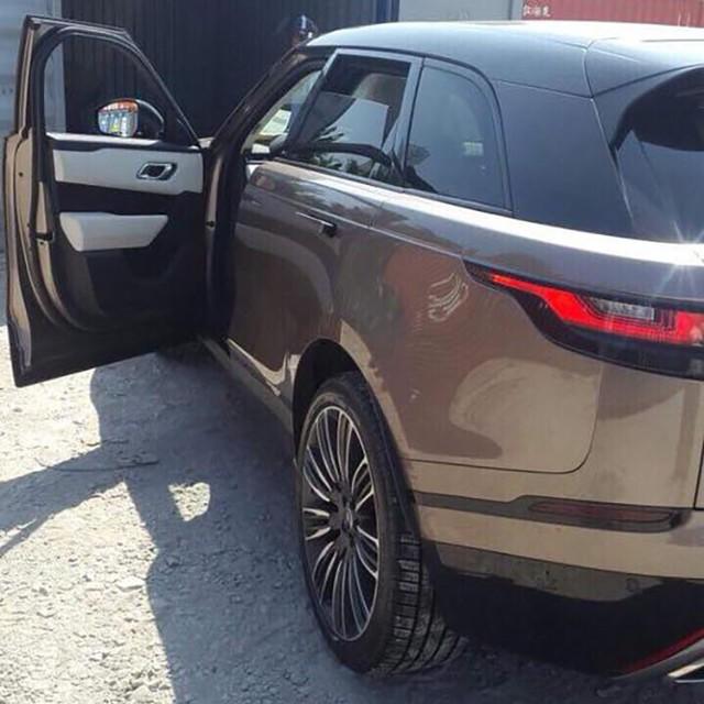 Thêm Range Rover Velar Fisrt Edition kịp về nước và bàn giao đại gia Quảng Ninh chơi Tết - Ảnh 4.