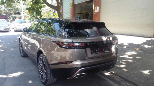 Thêm Range Rover Velar Fisrt Edition kịp về nước và bàn giao đại gia Quảng Ninh chơi Tết - Ảnh 1.