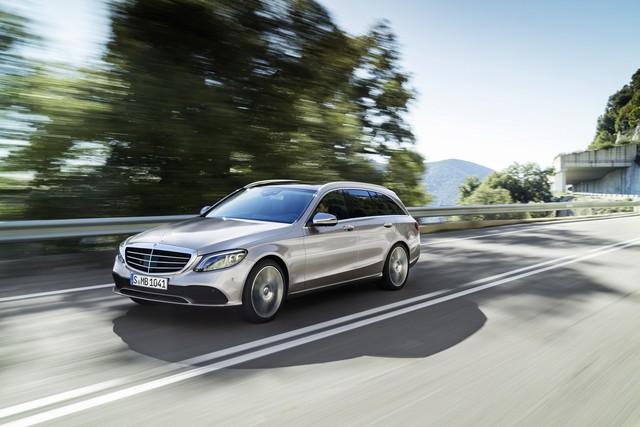 Mercedes-Benz ra mắt C-class 2019 facelift sedan và C-class 2019 wagon  - Ảnh 6.
