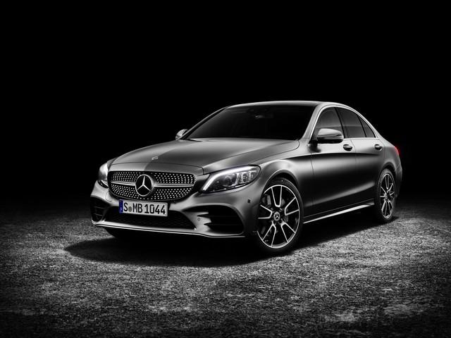 Mercedes-Benz ra mắt C-class 2019 facelift sedan và C-class 2019 wagon  - Ảnh 2.
