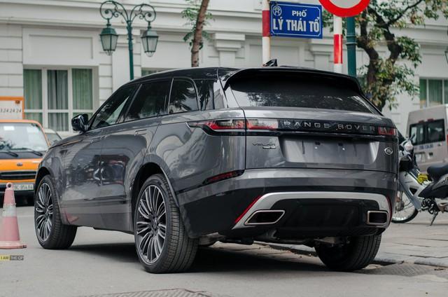 Range Rover Velar First Edition chính hãng xuống phố dịp cuối năm - Ảnh 2.