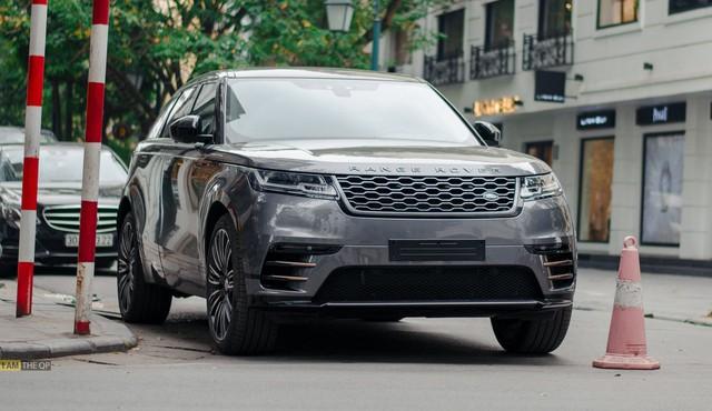 Range Rover Velar First Edition chính hãng xuống phố dịp cuối năm - Ảnh 1.