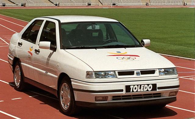 Những chiếc xe kỷ niệm cho các kỳ Thế vận hội trên thế giới - Ảnh 8.