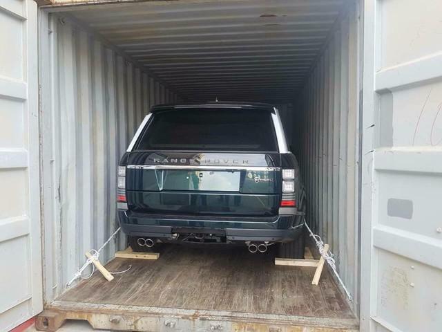Đại gia Lào Cai nhận xe Range Rover SVAutobiography 20 tỷ chính hãng chơi Tết - Ảnh 3.