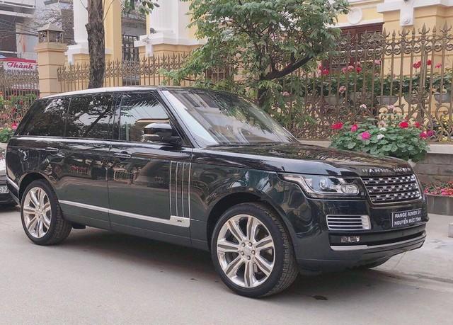 Đại gia Lào Cai nhận xe Range Rover SVAutobiography 20 tỷ chính hãng chơi Tết - Ảnh 2.