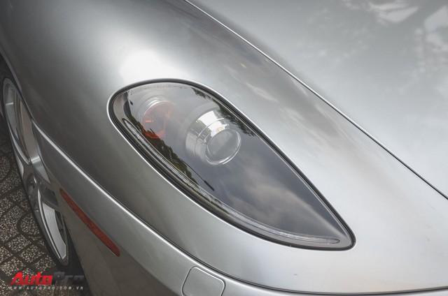 Ông chủ cà phê Trung Nguyên tậu thêm siêu xe Ferrari F430 Spider chơi Tết - Ảnh 5.