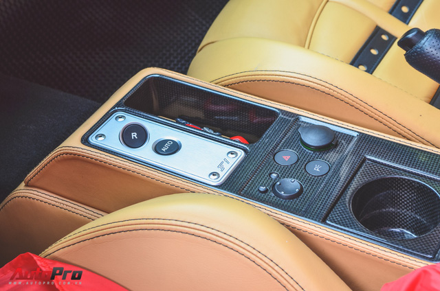 Ông chủ cà phê Trung Nguyên tậu thêm siêu xe Ferrari F430 Spider chơi Tết - Ảnh 9.