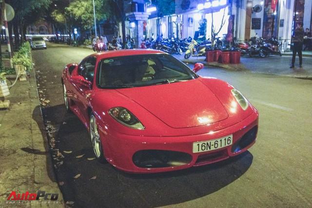 Ferrari F430 biển số Hải Phòng xuất hiện trên phố Sài Gòn dịp Tết - Ảnh 1.