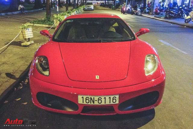 Ferrari F430 biển số Hải Phòng xuất hiện trên phố Sài Gòn dịp Tết - Ảnh 3.