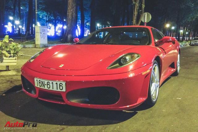 Ferrari F430 biển số Hải Phòng xuất hiện trên phố Sài Gòn dịp Tết - Ảnh 10.